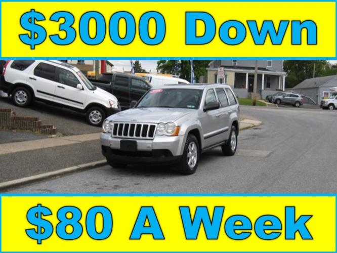 2008 Jeep Grand Cherokee Laredo 4WD